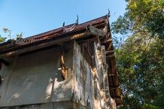 Alter buddhistischer Tempel Lizenzfreies Stockfoto