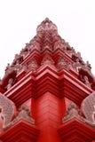Alter buddhistischer Tempel im surin Lizenzfreie Stockbilder