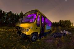 Alter Bus Lizenzfreie Stockfotos