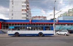 Alter Bus Stockfoto