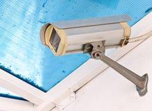 Alter CCTV stockbild