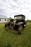 1931 alter Chevy Coiupe Stockbild