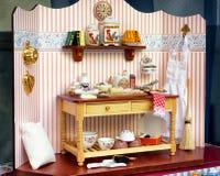 Alter Dollhouse Lizenzfreie Stockbilder