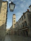 Alter Dubrovnik stockfoto