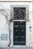 Alter Eingang in Rom, Italien lizenzfreie stockbilder