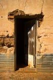 Alter Eingangseingang Lizenzfreies Stockbild