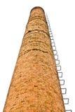 Alter Fabrik Smokestack. Stockfotografie