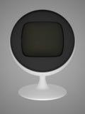 Alter Fernsehapparat Lizenzfreie Stockbilder