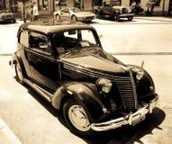 Alter Fiat Stockbild