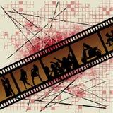 Alter Film Lizenzfreie Stockfotografie