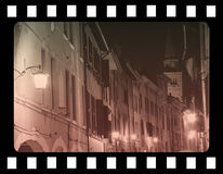 Alter Film Stockbilder