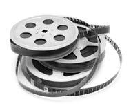 Alter Film-Streifen lizenzfreie stockfotos