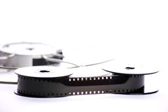 Alter Filmfilm Stockbilder