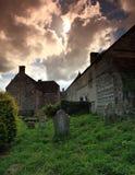 Alter Friedhof Lizenzfreie Stockfotografie
