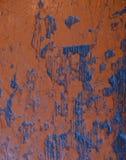 Alter gemalter Baum lizenzfreies stockbild