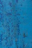 Alter gemalter hölzerner Vorstand Stockbilder