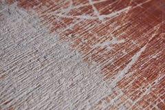 Alter geschädigter Sperrholz-gebrochener Schmutz-Hintergrund Stockfotos