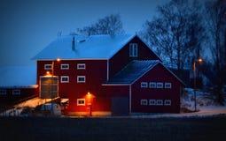 Alter Getreidespeicher Lizenzfreies Stockfoto