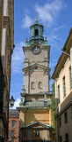 Alter Glockenturm Lizenzfreies Stockfoto