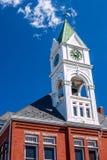Alter Glockenturm Stockfotos