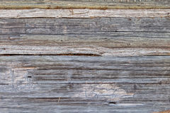 Alter grauer hölzerner Hintergrund Stockbild