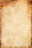 Alter grunge Papierhintergrund Stockbilder