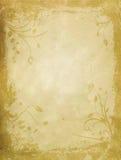 Alter grunge Papierhintergrund Stockfoto