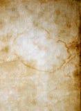 Alter grunge Papierhintergrund Lizenzfreie Stockbilder