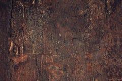 Alter hölzerner Hintergrund der Weinlese Alte Beschaffenheit des Barkenholzes, t Lizenzfreie Stockfotos