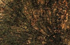 Alter hölzerner Plankehintergrund Stockfoto