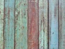 Alter hölzerner Plankenhintergrund und -tapete Lizenzfreies Stockbild