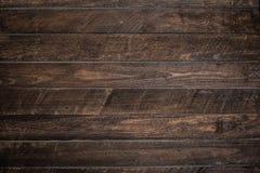 Alter hölzerner rustikaler Plankenzaunhintergrund Stockfotos