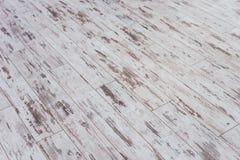 Alter hölzerner Vorstand Hölzerne Wand mit einer schäbigen alten Farbe Zaun Hölzerne Beschaffenheit Querschnitt des Baums Hinterg lizenzfreies stockbild
