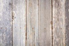 Alter hölzerner Wandhintergrund stockfotografie