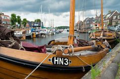 Alter Hafen Stockfotos