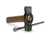 Alter Grou00dfer Hammer Stockfoto. Bild Von Schlitten Sledgehammer - 77053520