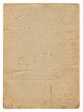 Alter Hintergrund der Weinlese Papp Lizenzfreies Stockbild