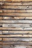 Alter hölzerner Plankehintergrund Lizenzfreie Stockbilder