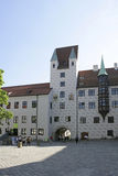 Alter Hof in Munich, Bavaria Royalty Free Stock Photo