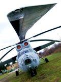 Alter Hubschrauber Stockfotografie