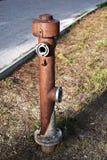 Alter Hydrant Lizenzfreies Stockfoto