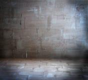 Alter Innenraum Stockfotografie