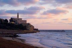 Alter Jaffa Stockbild