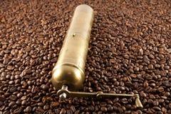 Alter Kaffeeschleifer Lizenzfreie Stockbilder