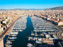 Alter Kanal in Marseille, Frankreich lizenzfreies stockfoto