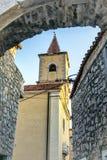 Alter Kirchturm Lizenzfreie Stockbilder