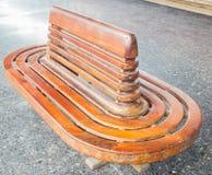 Alter klassischer Stuhl Lizenzfreies Stockbild