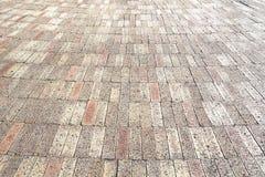 Alter Kopfsteinstein-Straßenhintergrund Lizenzfreie Stockfotografie