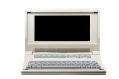 Alter Laptop Stockbild