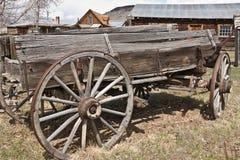 Alter Lastwagen Stockfoto